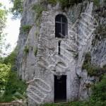 Colli di Monte Bove grotta di San Michele