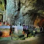 Montorio in Valle, grotta di San Michele