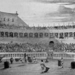 Roma- nell'anfiteatro Correa si svolgeva la corrida