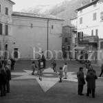 Vallepietra - piazza Italia