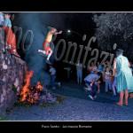 Arcinazzo R. salti sul fuoco santo