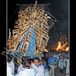 Canterano Madonna degli Angeli giunge al santuario