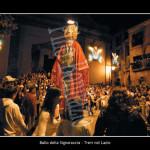 Trevi nel Lazio,  ballo della signoraccia