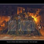Trevi nel Lazio composizione del focone