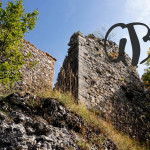 Ruderi del castello ed eremo di Sante Marie di Paliaria