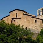 Assergi (AQ), chiesa di Santa Maria Assunta