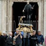 Assergi (AQ), processione di San Francco