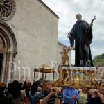 Assergi (AQ), processione di San Franco
