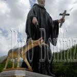 Assergi (AQ), il santo comanda al lupo di lasciare un bimbo