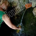 121- Prelievo di acqua di San Franco