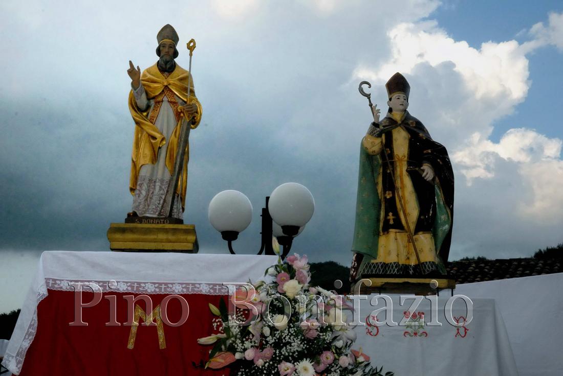 I simulacri di San Berardo e di San Donato