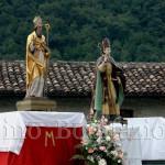 Pretara (TE). I simulacri di San Berardo e San Donato.