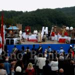 Pretara di Isola del Gran Sasso. Celebrazione eucaristica