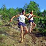 Pacentro,corsa degli Zingari 1998