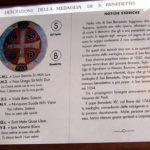 Descrizione della medaglia di San Benedetto
