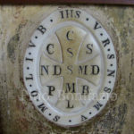 Subiaco-Sacro Speco-medaglia di San Benedetto