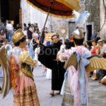 Guardia Sanframondi 1982   San Pasquale Baylon