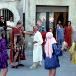 Guardia Sanframondi 1982 il bestemmiatore lapidato