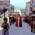 1982   Guardia Sanframondi  papa Giovanni XXIII