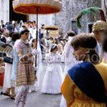 Guardia Sanframondi 1982 rione Croce