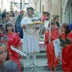 Guardia Sanframondi 1996 -  simboli della passione