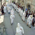 Guardia Sanframondi 1996 penitenti