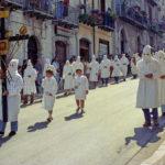Guardia Sanframondi 1996  disciplinanti del rione Portella