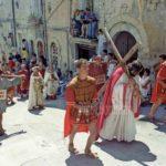 Guardia Sanframondi 1996 la condanna a morte di Gesù