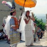 Guardia Sanframondi 1996  l'eucaristia