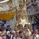 Guardia Sanframondi 1996  processione dell'Assunta