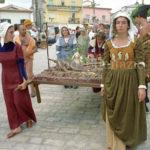 Guardia Sanframondi 2003- ritrovamento della statua dell'Assunta