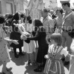 Palmoli 27-7-1980, processione della Madonna del Carmine