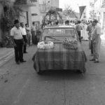 Palmoli 27-7-1980, sfilata delle pacchianelle