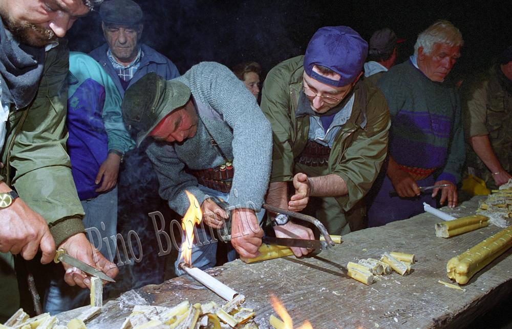 Sonnino, LT 1996 - Le torce